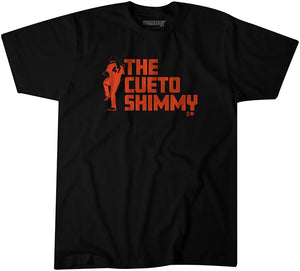 The Cueto Shimmy