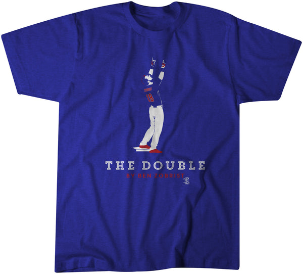 The Double by Ben Zobrist