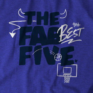 The Fabbest Five