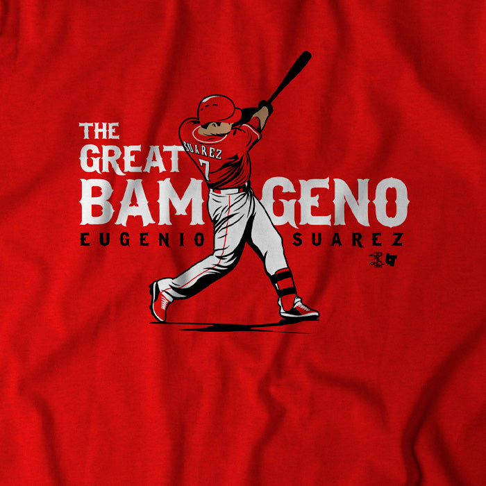 premium selection 48ef9 a26c3 The Great Bam-Geno
