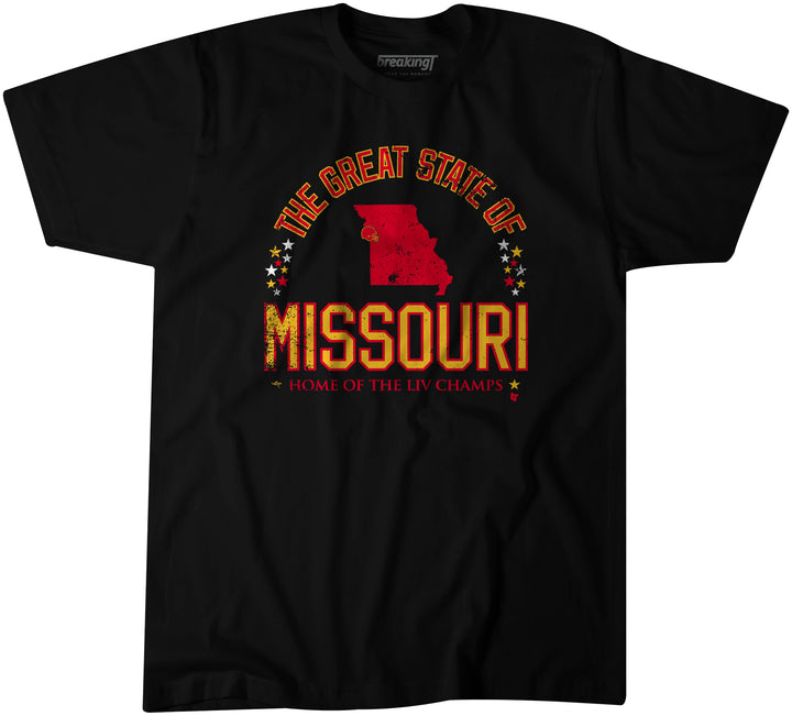 The Great State of Missouri