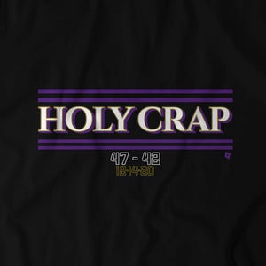 The Holy Crap Game