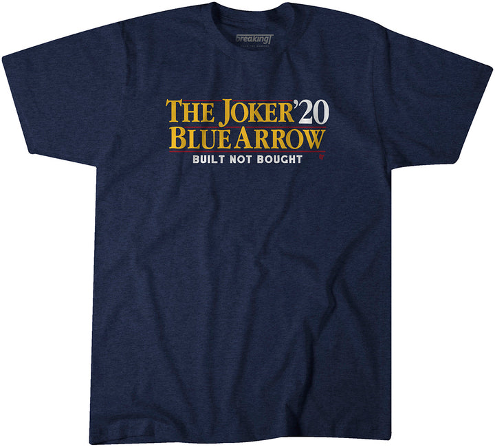The Joker Blue Arrow 2020