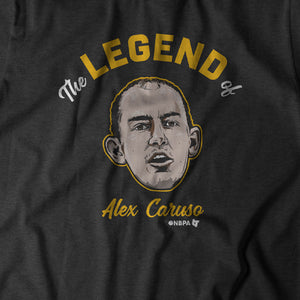 The Legend of Alex Caruso