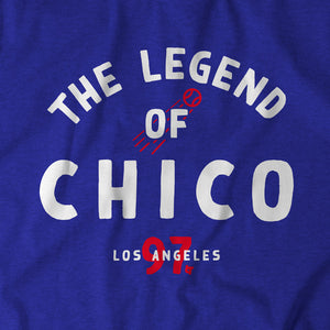 The Legend of Chico