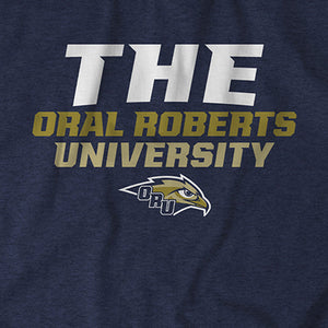 THE Oral Roberts University