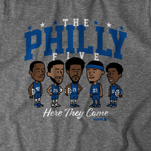 The Philly Five