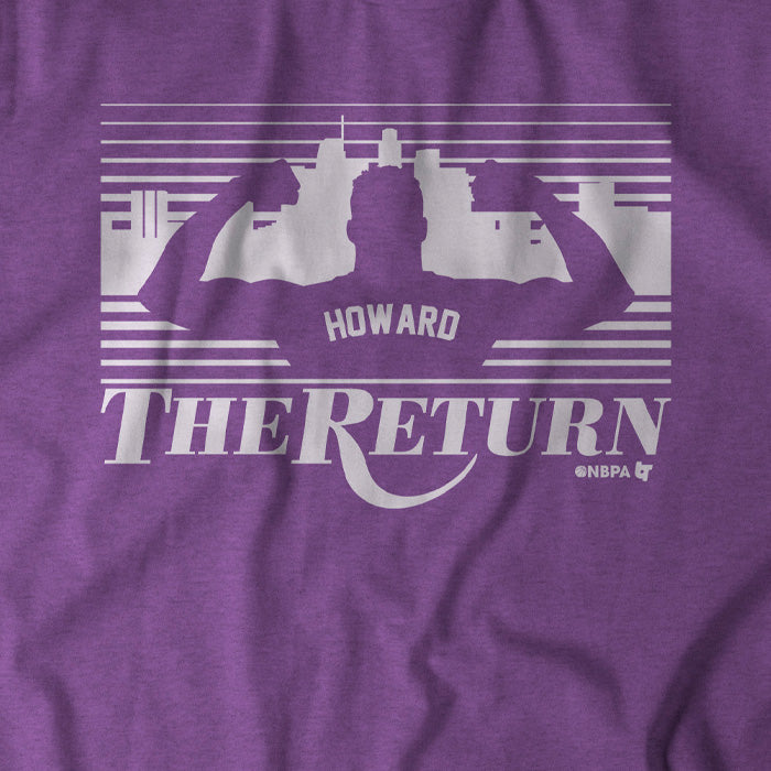 Dwight Howard: The Return