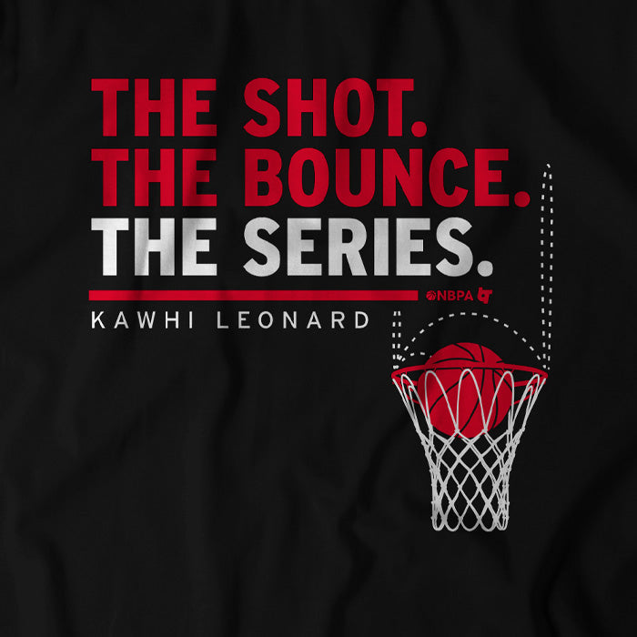 The Shot. The Bounce. The Series.