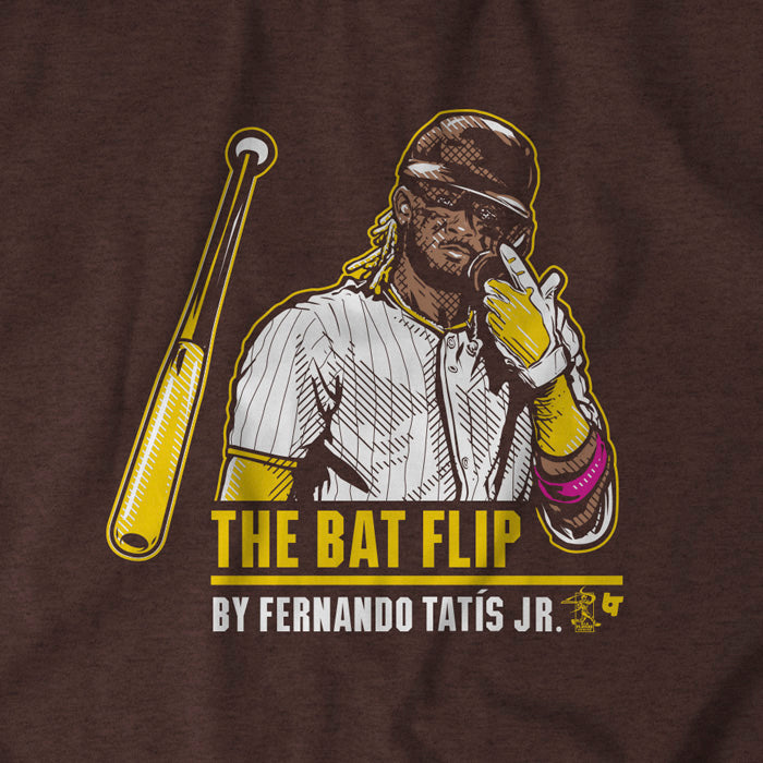 The Tatis Jr. Bat Flip