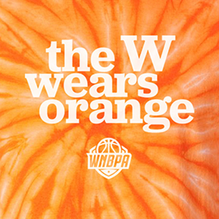 The W Wears Orange