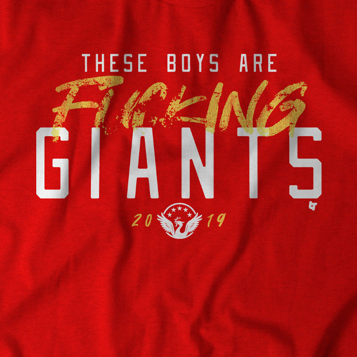 These Boys Are Giants
