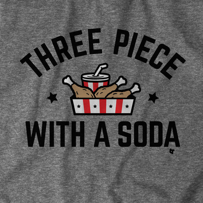 Three Piece With A Soda