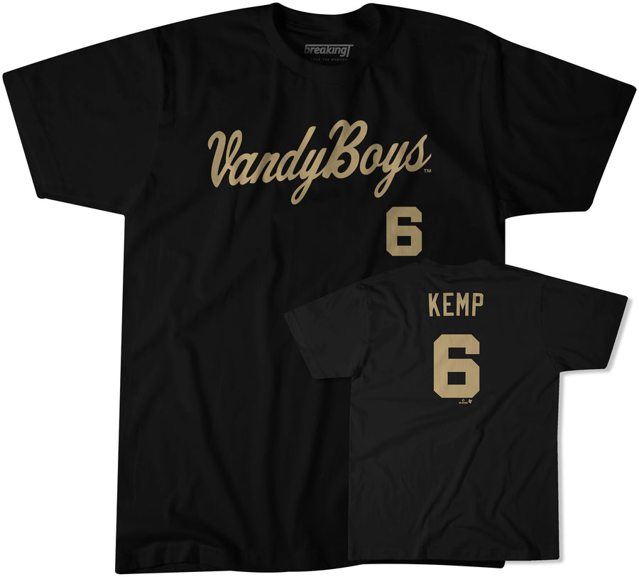 Tony Kemp: Vandy Boys