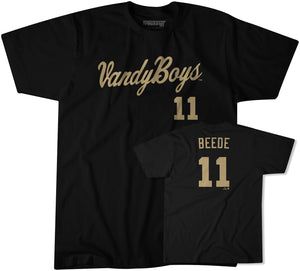 Tyler Beede: Vandy Boys