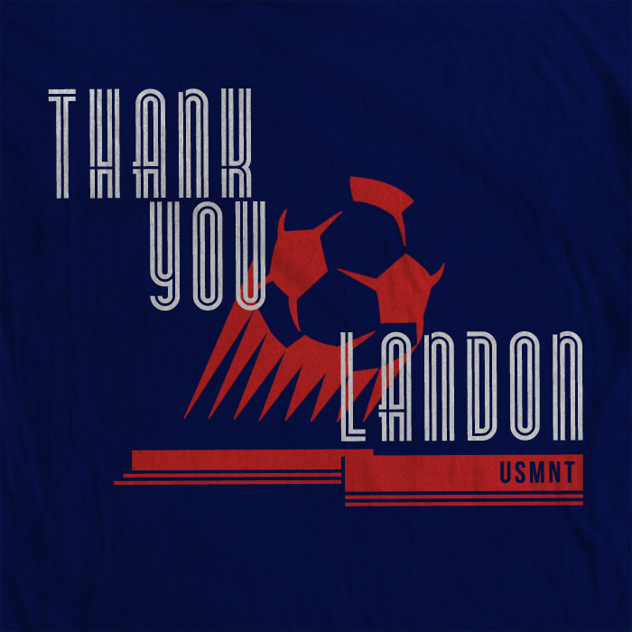 Thank You Landon - BreakingT