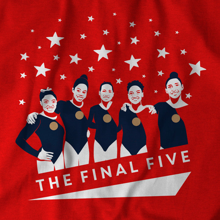 USA Final Five - BreakingT
