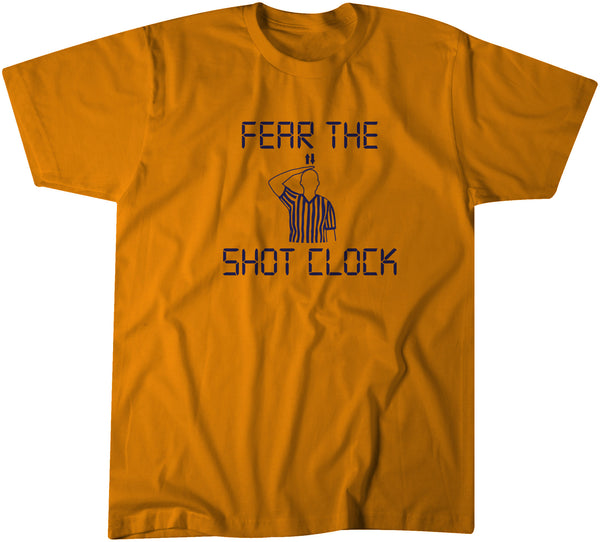 UVA Fear the Shot Clock