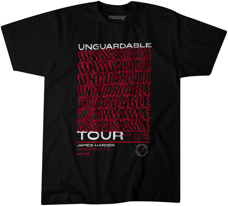 Unguardable Tour