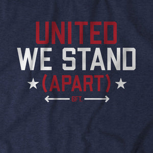 United We Stand (Apart)