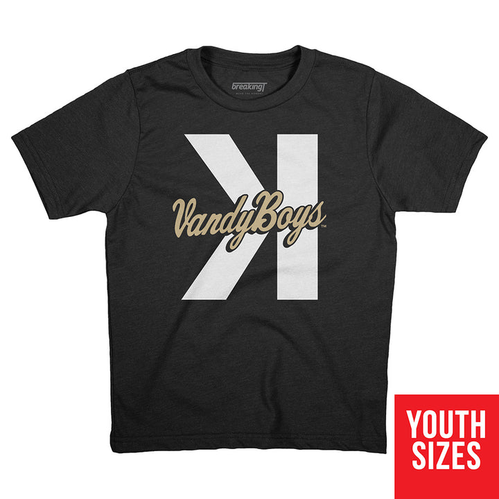 Vanderbilt Baseball: Vandy Boys Backwards K
