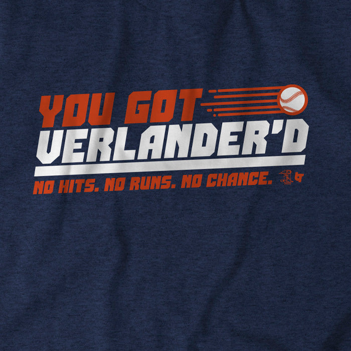 You Got Verlandered