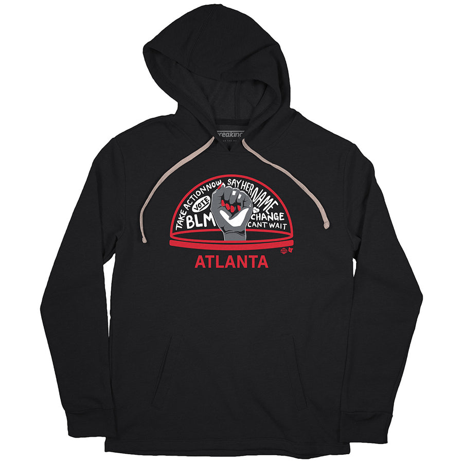 The WNBPA Speaks Hoodie: Atlanta