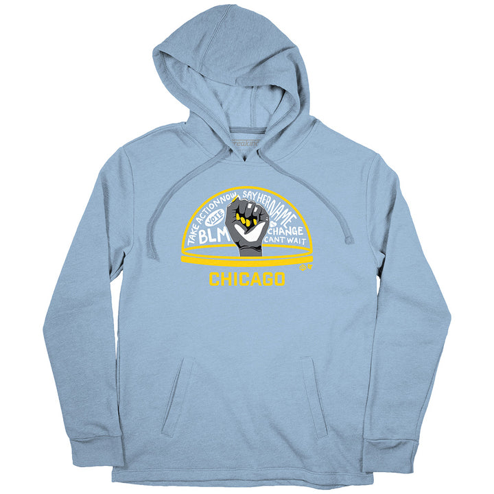 The WNBPA Speaks Hoodie: Chicago