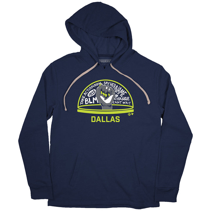 The WNBPA Speaks Hoodie: Dallas