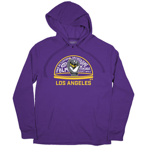 The WNBPA Speaks Hoodie: Los Angeles