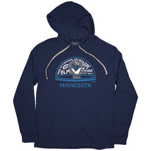 The WNBPA Speaks Hoodie: Minnesota