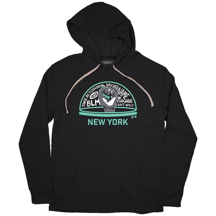 The WNBPA Speaks Hoodie: New York