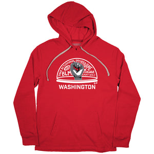 The WNBPA Speaks Hoodie: Washington