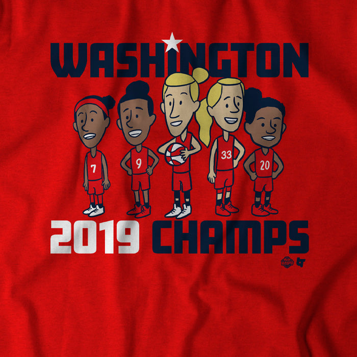Washington 2019 Champs