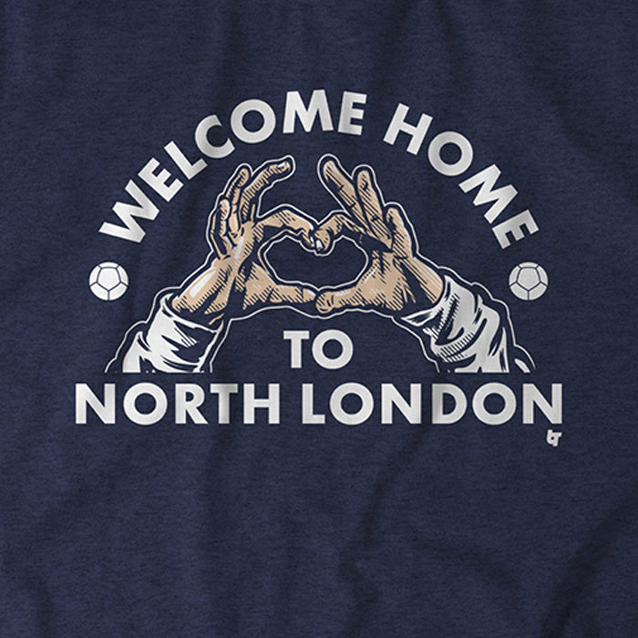 Welcome Home to North London