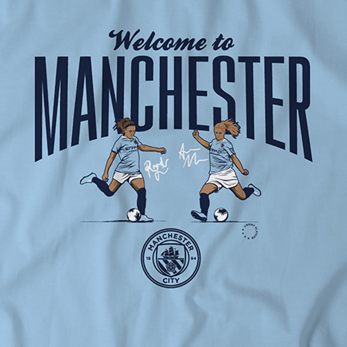 Welcome to Manchester City