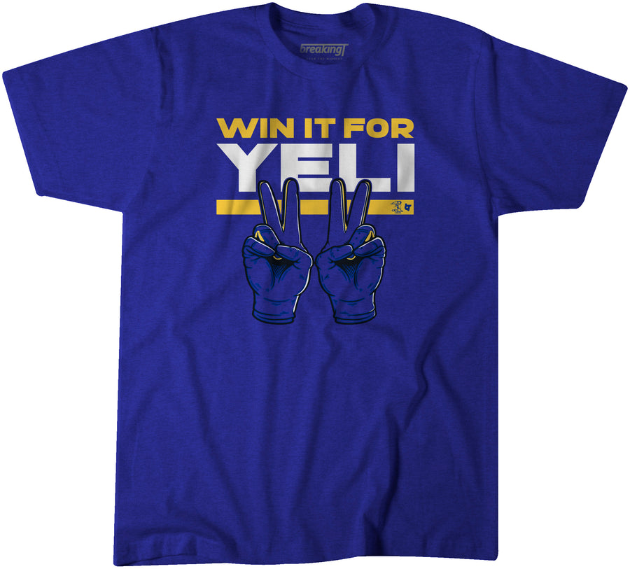 Win It For Yeli