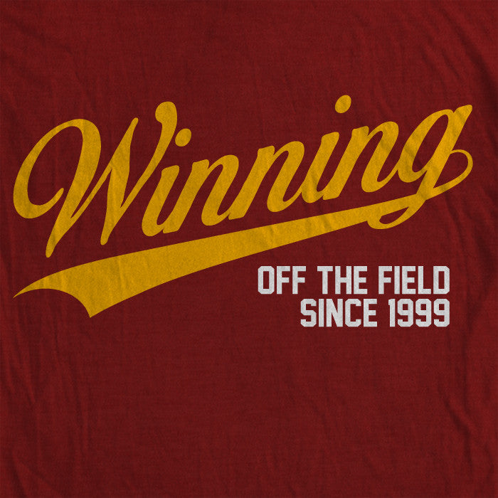 Winning Off The Field - BreakingT