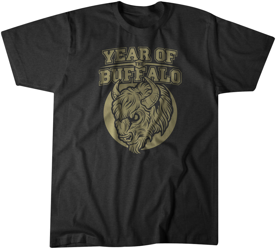 Year of the Buffalo - BreakingT