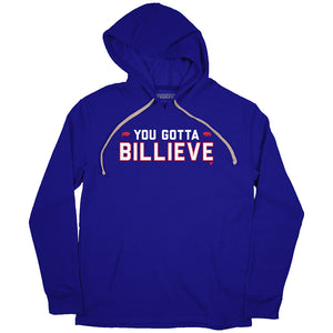 You Gotta Billieve