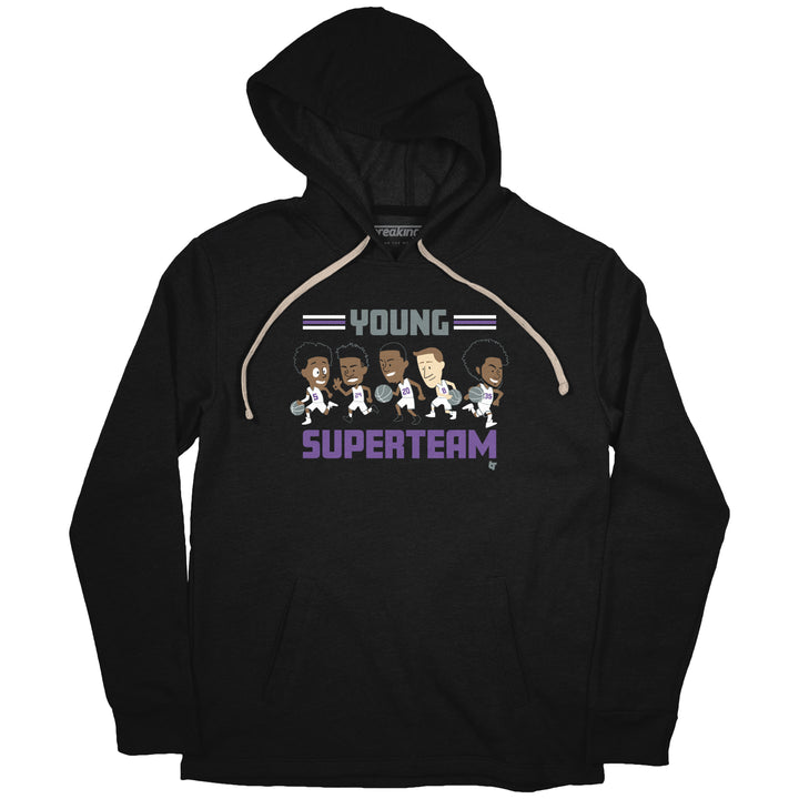 Young Superteam Hoodie