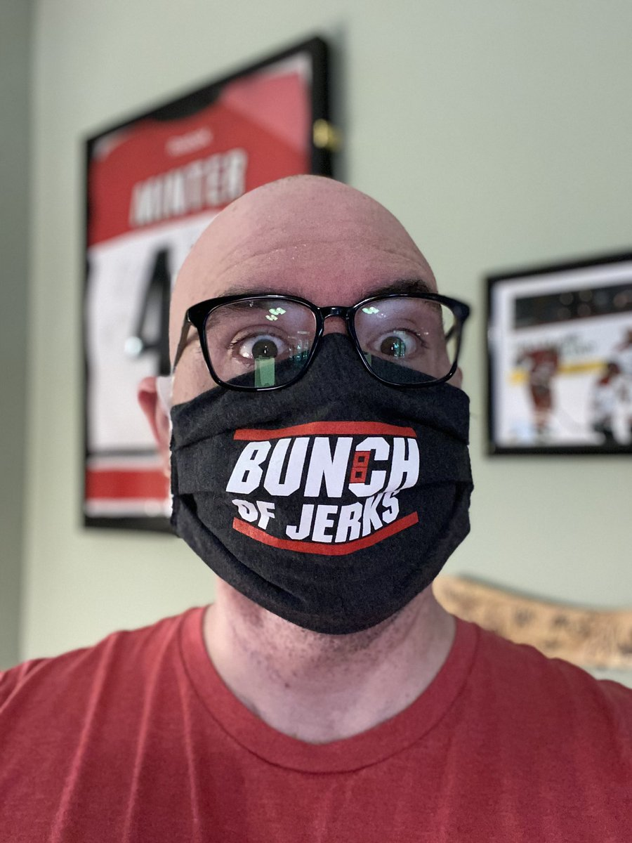 Bunch of Jerks Mask Pack