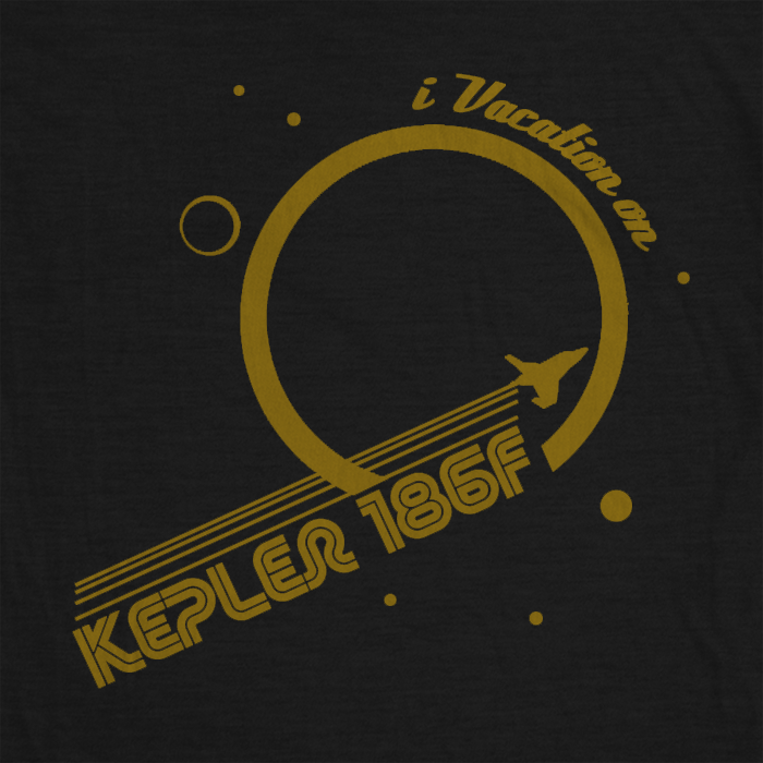 I Vacation on Kepler 186F - BreakingT