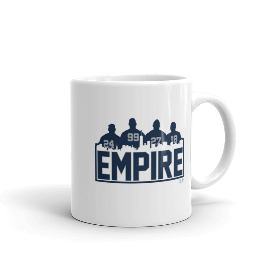 New York Empire Mug