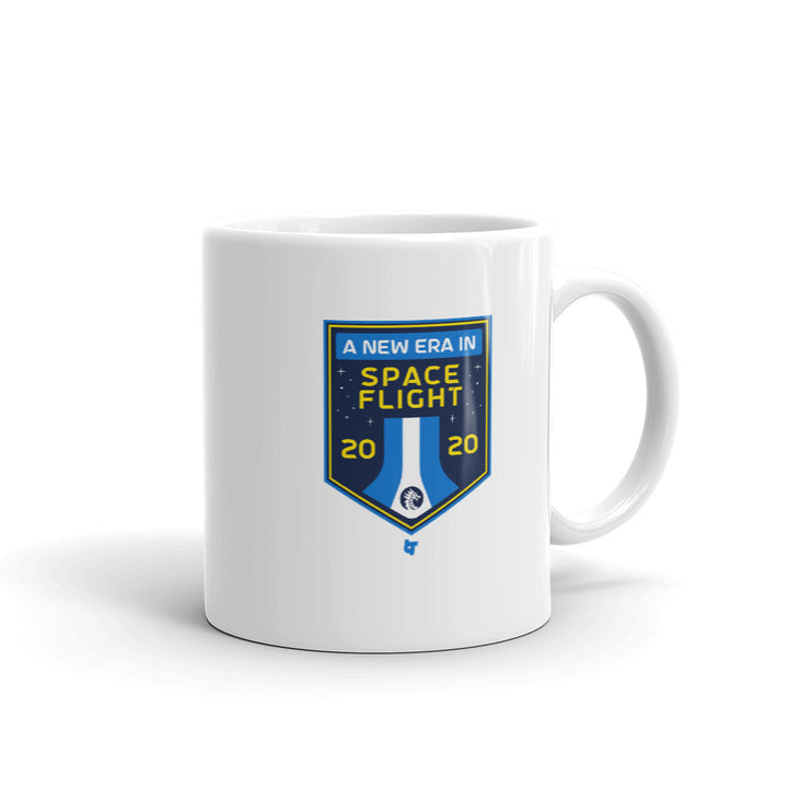 Space Dad: A New Era in Flight Mug
