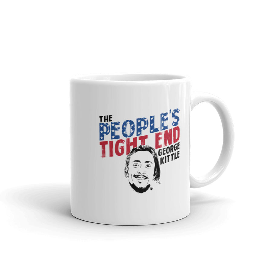 The People's Tight End Mug