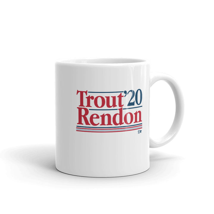 Trout-Rendon 2020 Mug