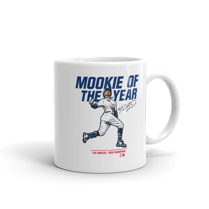 Mookie of the Year Mug