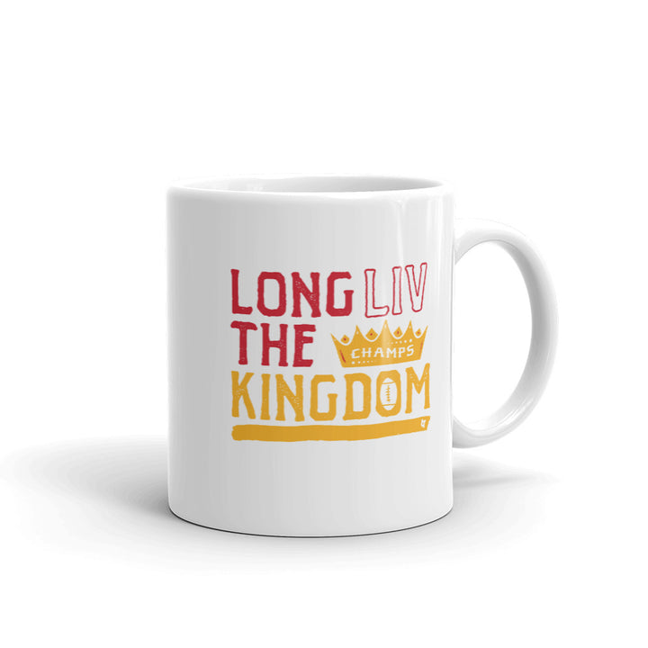 Long LIV The Kingdom Mug