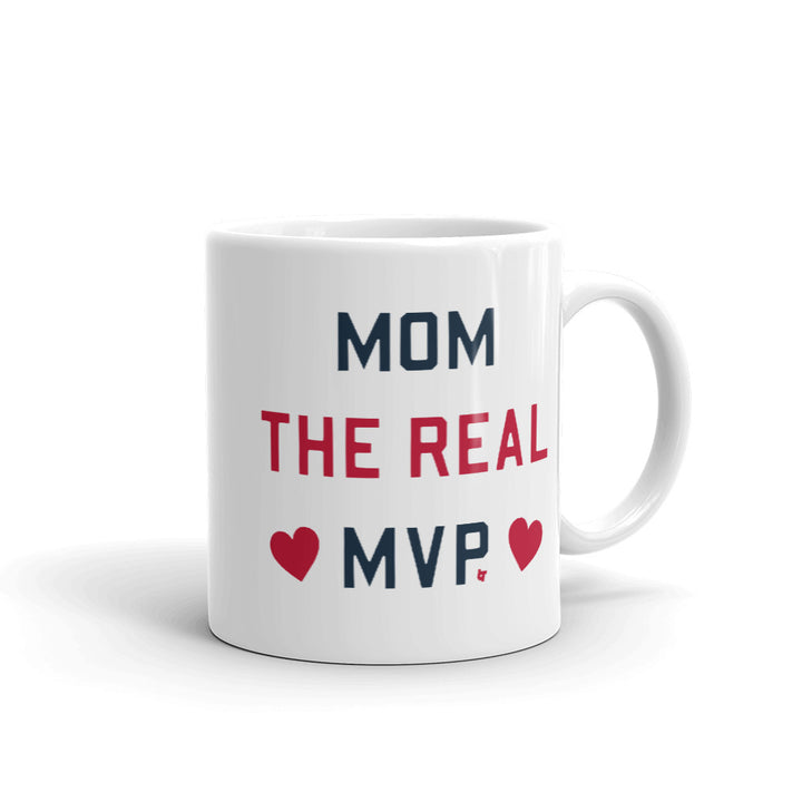 Mom the Real MVP Mug